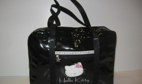 sac shopping ligne new rétro de Hello Kitty. réf HLF23041