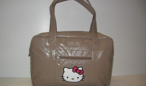 sac shopping ligne brightness de Hello Kitty. réf HLH23041